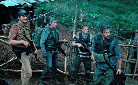 Triple Frontier Review: Netflix Gains Another Win – The Sage